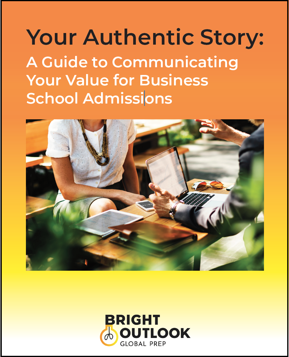Your Authentic Story - MBA Admissions Guide